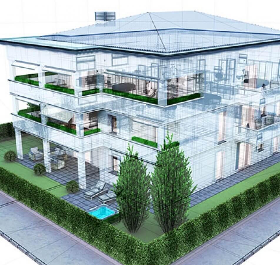 BIM & Interior plans